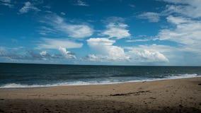 Vue de nature de la mer images libres de droits