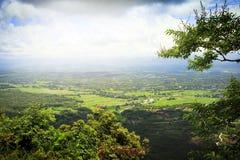 Vue de nature pendant le matin, Thaïlande Photos libres de droits