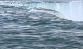 Vue de Niagara Falls images stock