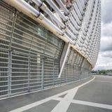 Vue de nouveau stade de football de Pierre Mauroy Image stock