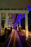 Vue de nuit Photos libres de droits