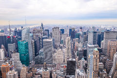 Vue de NYC Photo stock