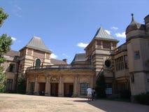 Vue de palais d'Eltham dans Eltham, Londres Photo libre de droits