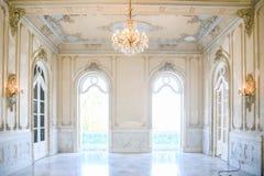 vue de palais de Ferrer, Cienfuegos, Cuba image libre de droits