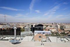 Vue de Panomaric au-dessus de Lisbonne Photographie stock