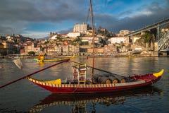 Vue de panorama de Porto, Portugal Photos stock