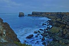 Vue de Papoa - Peniche - le Portugal PJSR_Papoa-Peniche_1 photo libre de droits
