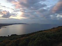 Vue de paysage de braillement Image stock