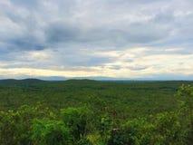 Vue de paysage de nature Photos libres de droits