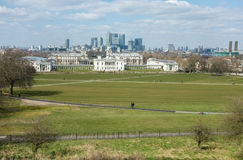 Parc de Greenwich, Londres, Angleterre photo stock