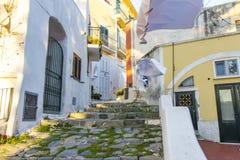 Vue de paysage de Ponza Image stock