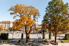 Vue de paysage urbain de Lviv, Ukraine photo libre de droits