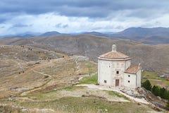 Vue de pietà de della Santa Maria Image libre de droits