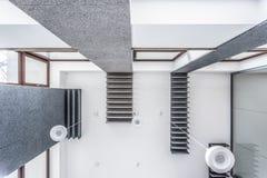 Vue de plafond Photo stock