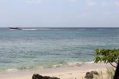 Vue de plage Photos libres de droits
