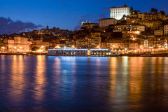 Vue de Porto Images stock