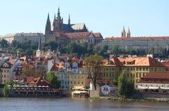 Vue de Prague Images libres de droits