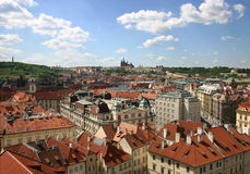Vue de Prague image stock