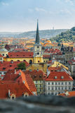Vue de Prague Images stock