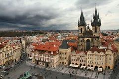 vue de Prague photos libres de droits