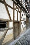 Vue de Riedlingen Photo stock