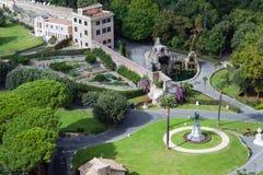 Vue de Rome Photographie stock