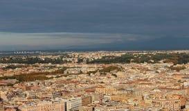 Vue de Rome Image stock