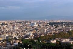 Vue de Rome, Italie Photos libres de droits