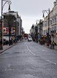 Vue de route de Gloucester images stock