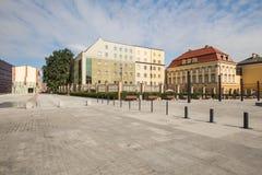 Vue de Royal Palace à Wroclaw/en Pologne photos stock