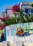 Vue de rue dans Palamuk Buku Koyu photos libres de droits