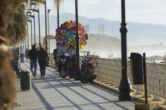 Vue de rue de Beyrouth Images stock