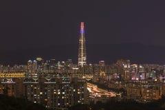 Vue de Séoul Corée du Sud Image stock