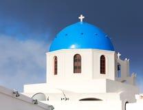 Vue de santorini d'Oai photos stock