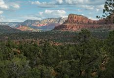 Vue de Sedona, Arizona Image stock