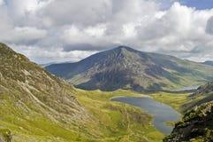 Vue de Snowdonian Image stock
