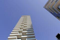 Vue de solariums de Torre Images libres de droits