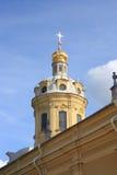 Vue de St Petersburg. Photos libres de droits