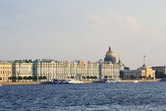 Vue de St Petersburg Photos libres de droits