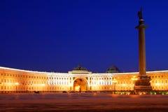 Vue de St Petersburg Photo libre de droits
