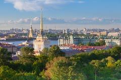 Vue de St Petersburg Images stock