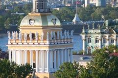 Vue de St Petersburg Image libre de droits