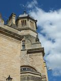 Vue de St Thomas More Church Image stock