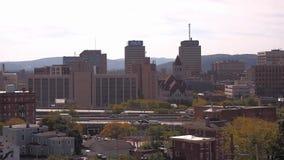 Vue de Syracuse, New York clips vidéos