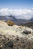 Vue de Teide maximal Images stock