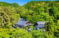 Vue de temple de Nanzen-JI à Kyoto image stock