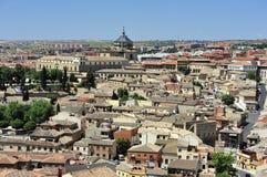 Vue de Toledo Photographie stock libre de droits