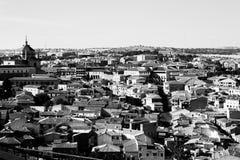 Vue de Toledo Images libres de droits