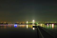 Vue de tour de Tokyo. Photographie stock libre de droits