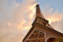 Vue de Tour Eiffel Image stock
